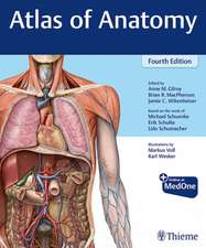 Atlas of Anatomy, English Nomenclature