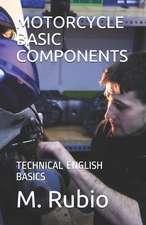 Motorcycle Basic Components: Technical English Basics