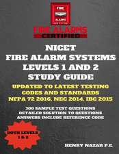 Nicet Fire Alarm Systems Levels 1 & 2 Study Guide
