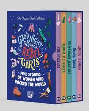 Good Night Stories for Rebel Girls - The Chapter Book Collection