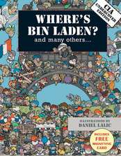 Where's Bin Laden?:  CIA Undercover Edition [With Magnifying Card]