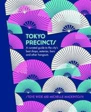 Tokyo Precincts