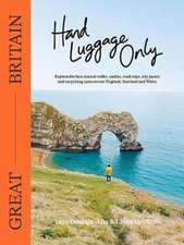 HAND LUGGAGE ONLY GREAT BRITAIN