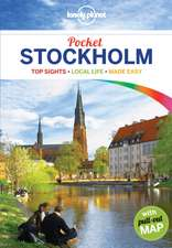 Lonely Planet Pocket Stockholm:  28 Amazing Road Trips