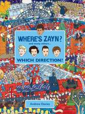 Where's Zayn:  And Many Others.... Which Direction?