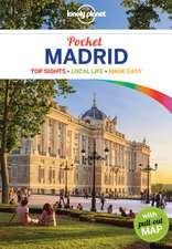 Lonely Planet Pocket Madrid:  Eastern Europe
