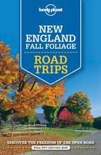 Lonely Planet New England Fall Foliage Road Trips:  The Territory 3
