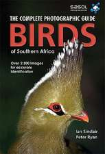 Birds of Southern Africa:  Complete Photographic Field Guide