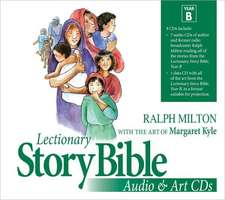 Lectionary Story Bible Audio and Art Year B: 8 Disk Set