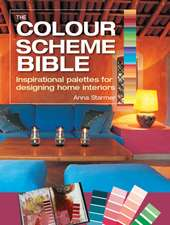 The Color Scheme Bible