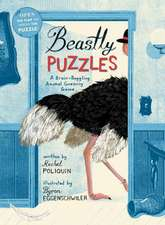 Beastly Puzzles: A Brain-Boggling Animal Guessing Game