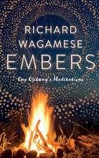 Embers: Ojibway Meditations
