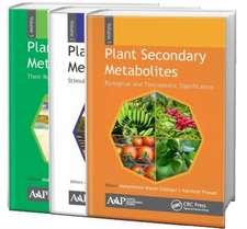 Plant Secondary Metabolites - Three Volume Set
