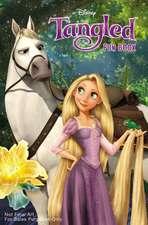 Disney Tangled Fun Book