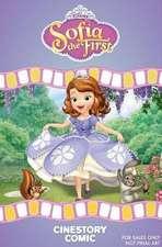 Disney Sofia the First: Beauty Is the Beast Cinestory Comic