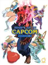 UDON's Art of Capcom 1 - Hardcover Edition