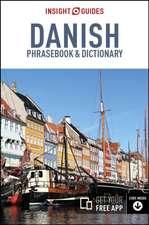 Insight Guides Phrasebook: Danish