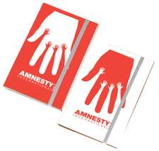Amnesty 2017 Everyday Diary & Notebook Pack