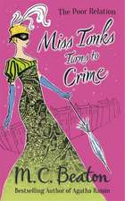 Miss Tonks Turns to Crime