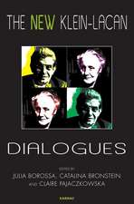 The New Klein-Lacan Dialogues:  From Death Instinct to Reparation and Symbolization Through Vivid Clinical Cases