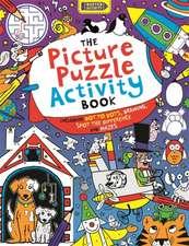 Picture Puzzle Activity Book