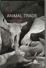 The Ethics of Animal Trade:  Food-Based Approaches