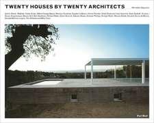 Twenty Houses by Twenty Architects