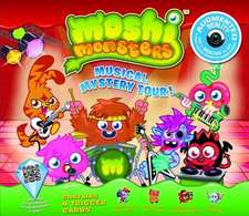 Moshi Monsters Musical Mystery Tour!:  An Augmented Reality Book