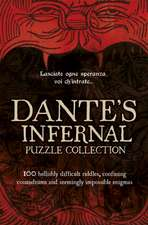 Dante's Infernal Puzzle Book