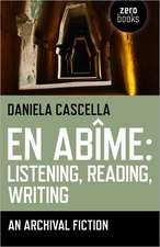 En Abime:  An Archival Fiction