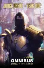 Judge Dredd Year One: Omnibus