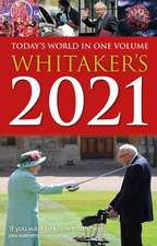 Whitakers 2021