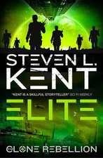 Elite: Clone Rebellion Book 4