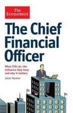 The Economist: The Chief Financial Officer