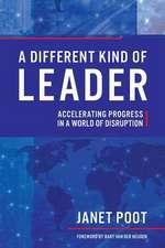Different Kind of Leader