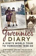 Gwennie's Diary