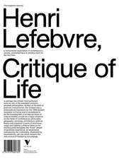 Lefebvre, H: Critique of Everyday Life