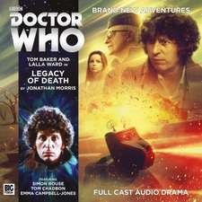 The Fourth Doctor Adventures - 5.4 the Legacy of Death
