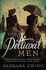 The Petticoat Men:  Inside the Real China