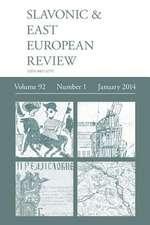 Slavonic & East European Review (92