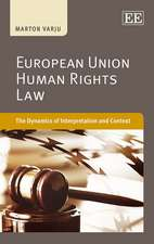 European Union Human Rights Law