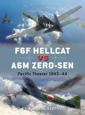 F6F Hellcat vs A6M Zero-sen: Pacific Theater 1943–44