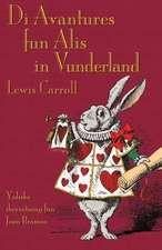 Di Avantures Fun Alis in Vunderland:  Scealta a Fuair Spreagadh O H. P. Lovecraft