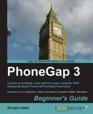 Phonegap 3 Beginner's Guide:  A Guide to Migration