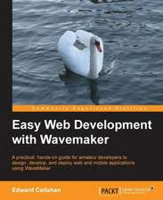 Easy Web Development with Wavemaker 6.5