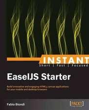 Instant EaselJS Starter