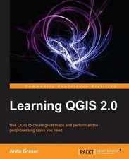 Learning Qgis