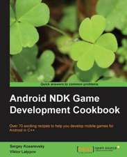 Android Ndk Game Development Cookbook