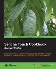 Sencha Touch Cookbook (2nd Edition)