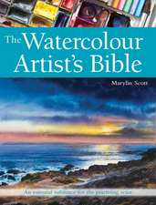 The Watercolour Artist's Bible
